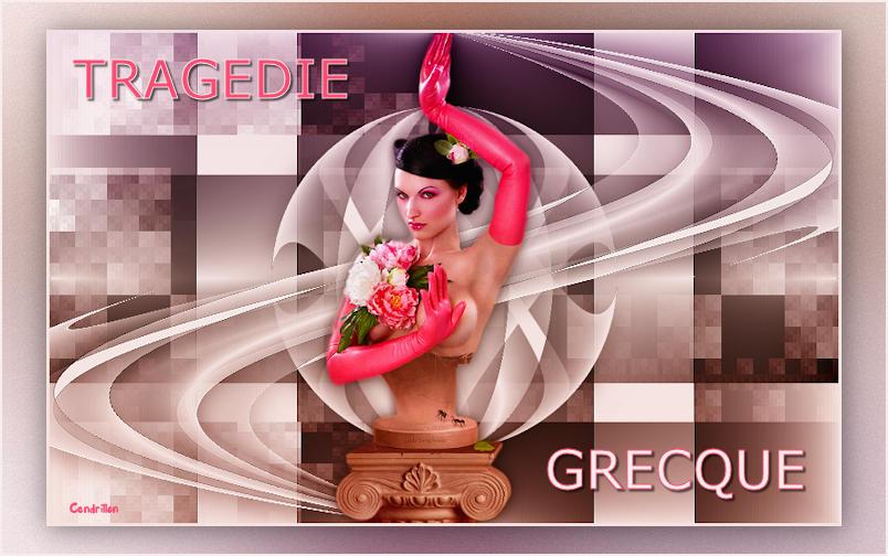 Tragedie Grecque - Monaliza