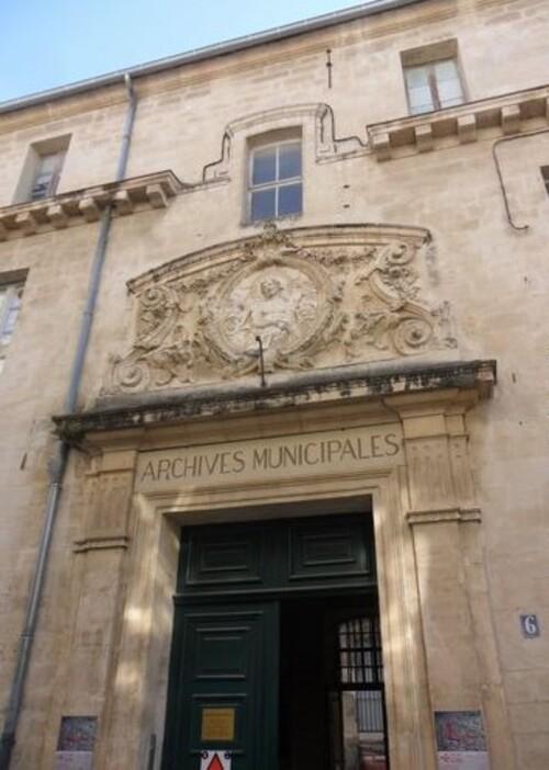 Echappée belle Avignonnaise. Musée de la condition des soies & ville. (fin).