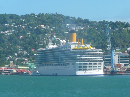THE COSTA WORLD CRUISE 2011-2012
