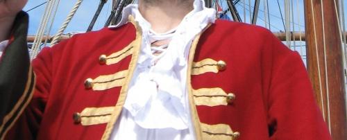 Pirate Anglais ! So British !!