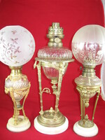 lampes Empire tripodes