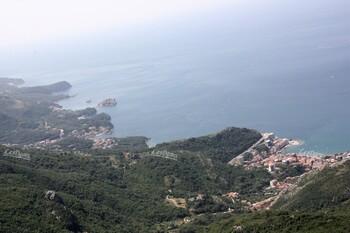 Les bouches de Kotor au Monténégro