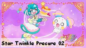 Star☆Twinkle Precure 02 New!