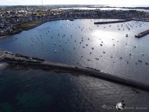 Roscoff : le port
