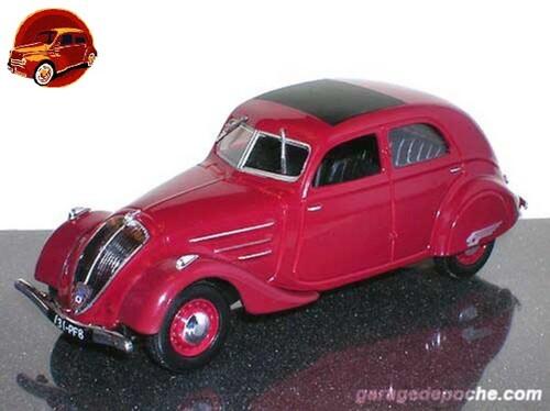 Peugeot 302 berline 1937