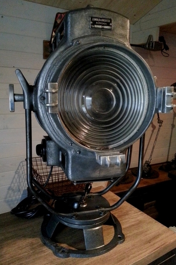 Projecteur ARRI.2 O'Range metalic