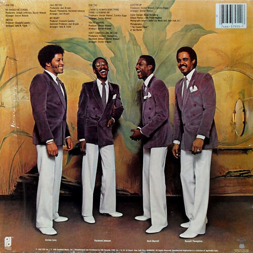 "1982 : The Stylistics : Album "" 1982 "" Philadelphia International Records FZ 37955 [ US ]"