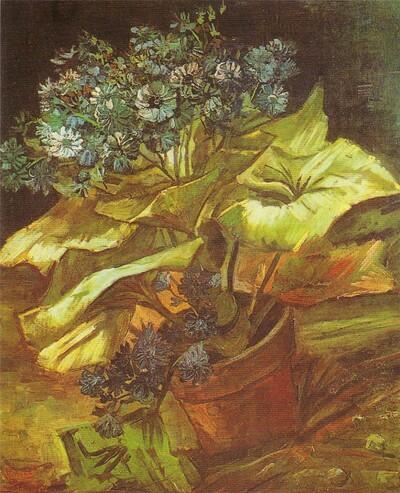 Van Gogh 23 /    Paris 1886-1888 :rancoeur et quolibets