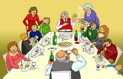 Assemblée générale et repas de la Saint Sébastien