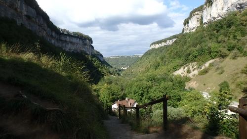 Les cascades du jura