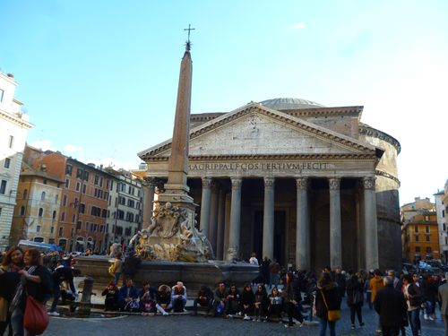 Virée à Rome ! (2)