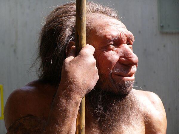 Les Néandertaliens avaient vécu en Europe et dans l'ouest de l'Asie pendant 200.000 ans avant l'arrivée des humains modernes. Ils étaient probablement bien adaptés au climat, à l'alimentation et aux pathogènes et en s'accouplant avec eux, nous humains modernes avons hérité de ces adaptations avantageuses . © Erich Ferdinand, Flickr, CC BY 2.0