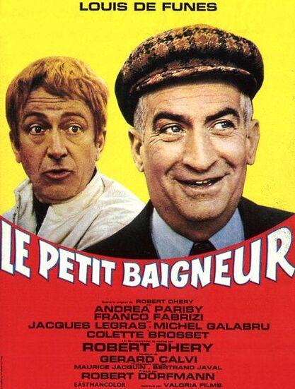 LE PETIT BAIGNEUR 1968
