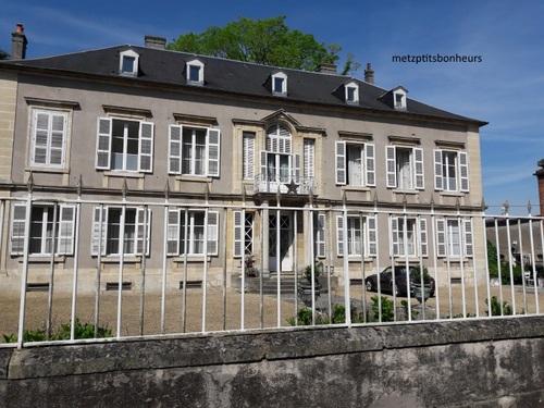Vic-sur Seille en Moselle.