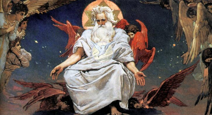 Mythologie et Religion:  Svarog