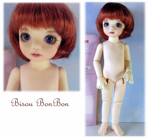 "Custom House - Bisou BonBon ""8"""