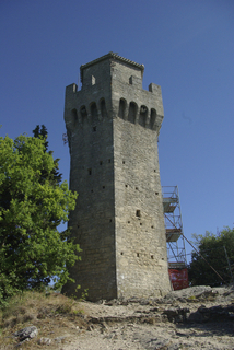 San Marino - tour de Montale