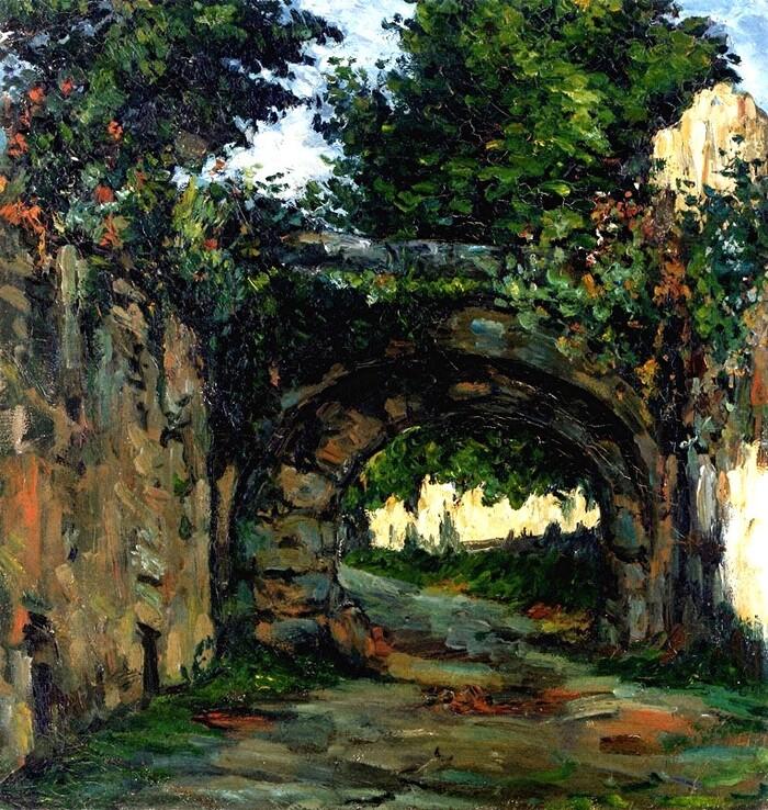 3.cézanne 1863-67 / Les aller-retour Paris-Aix ...