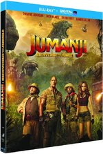 [Test Blu-ray] Jumanji : Bienvenue dans la jungle