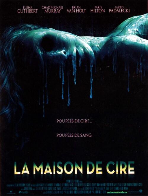 LA MAISON DE CIRE BOX OFFICE FRANCE 2005