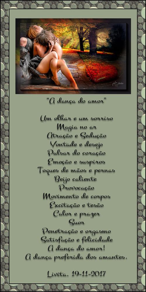 A dança do amor
