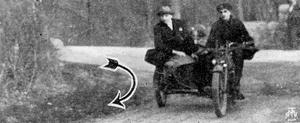 1922 : le premier Bol d'or !
