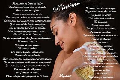 Blog de dyane :Traces de Vie, L'intime