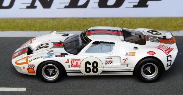 Ford Le Mans 1968 & 1969