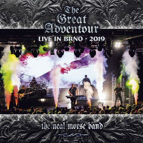 "THE NEAL MORSE BAND - ""Dark Melody"" Clip Live"
