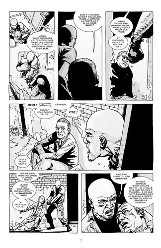Une vie de souffrance de Robert Kirkman & Charlie Adlard - Walking dead, tome 08