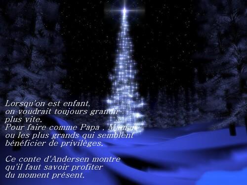 Le petit sapin de Noël