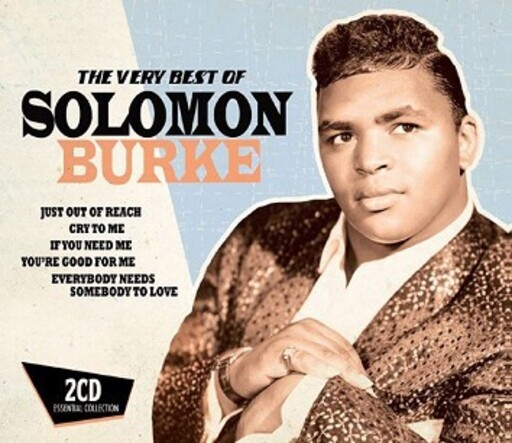 SOLOMON BURKE - Just for You,    Pop (Rubrique)