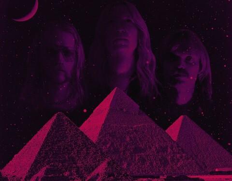 SANDSTORM - Détails et extrait du nouvel EP Desert Warrior