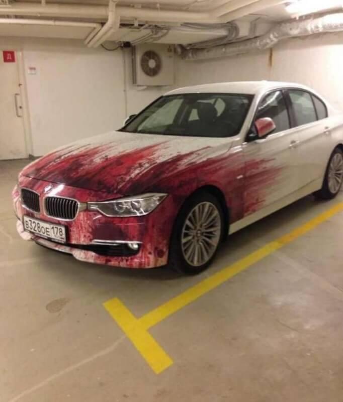 Top 10 des peintures les plus insolites jamais vues sur des voitures