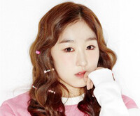 """WJSN's Subin """"Would You Like"""" promotional picture."""