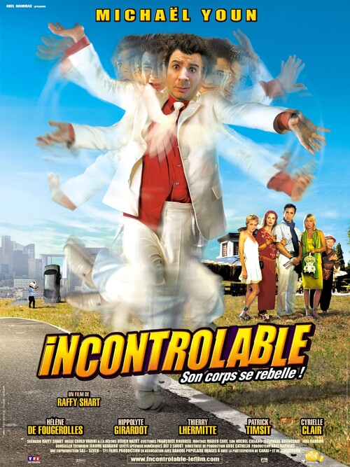 INCONTROLABLE BOX OFFICE FRANCE 2006