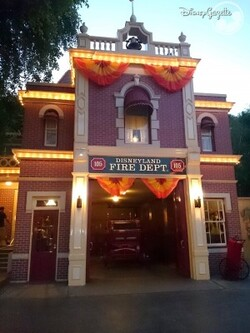 Les Fire & Rescue de Disneyland Paris!