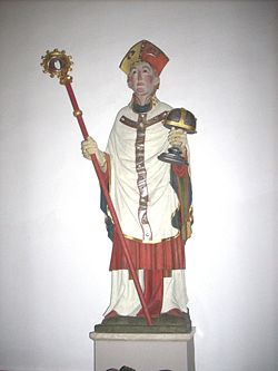 Litanies de Saint Gohard, Curé d'Arnèke