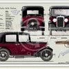 Austin 10-4 Saloon 1932-34
