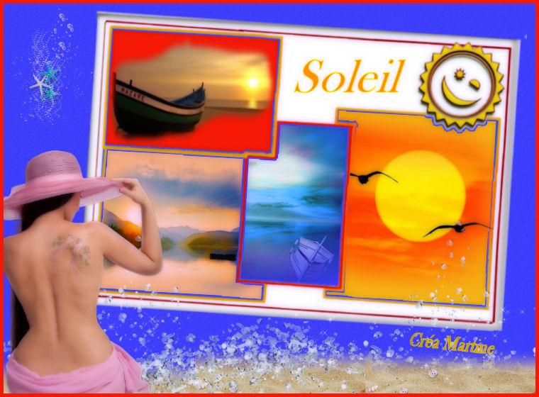 """Défi Nathie. """"Soleil Soleil"""""""