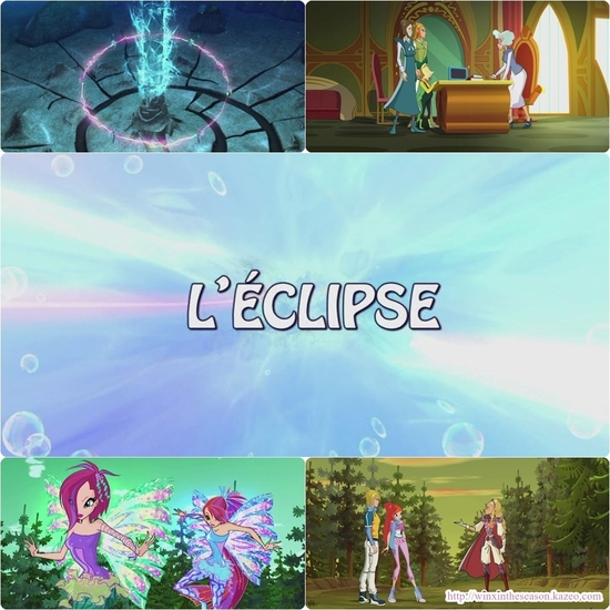 Episode 16 - L'Eclipse