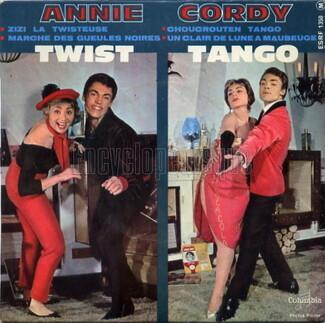Annie Cordy, 1962 - Columbia (ESRF 1350)