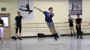 dance ballet variations dancers class ballet