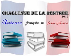 """Challenge """"Auteurs français et  francophones"""""""