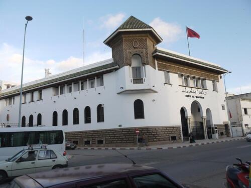 La Banque du Maghreb