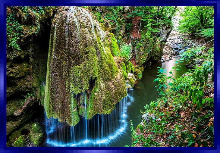 Cascades Impressionnantes