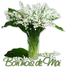 ♥ BON 1er  MAI ♥