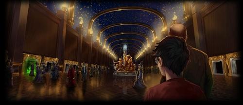 Livre 5, chapitre 7, Le ministére de la Magie