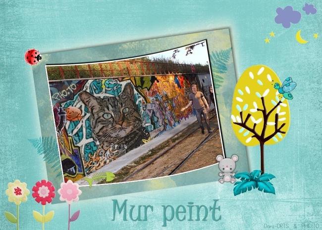 Mur peint Florus