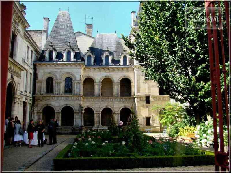 La Rochelle Maison Henri II